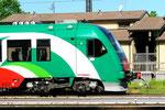 220 030 in Ferrara, FER Ferrovie Emilia Romagna