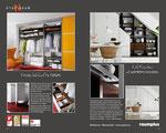 Werbeprospekt/ Broschüre/ Zeitungsbeileger Grafik Büro in Moers