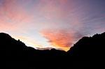 Lever de soleil au col du Lautaret
