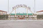 NUOVA ITALIA I, 2015,  24 x 36 cm Archivpigmentprint auf Hahnemühle Photo Rag Ultra Smooth Halbe Rahmen mit Passepartout, Mirogard Museumsglas, Ed. 10+2AP