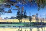 Peter Braunholz, PARALLEL NATURE II, Mühlviertel, Österreich , 2019, 100 x 150 cm, Archivpigmentdruck auf Hahnemühle Fine Art Baryta auf Alu-Dibond, Edition: 3 + e.a