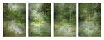 WIMSEN I-IV, 2016 C-Print auf Forex, kaschiert, je 90 x 60 cm (vierteilig)