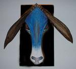 âne bleue