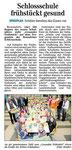 02.10.2012 Schloss-Schule frühstückt gesund (WNZ)