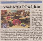 19.11.2011 Schule bietet frühstück an (WNZ)
