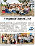 Schüler lesen Zeitung, Schüler machen Zeitung (WNZ) 13.05.2014