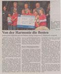 09.06.2012 Von der Harmonie die Besten (Gießener Anzeiger)