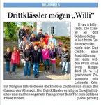 """15.05.2011 Stadtführung mit """"wildem Willi"""" (WNZ)"""