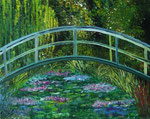 "Monet's ""White Water Lilies"""