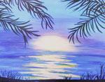 Island Moonrise