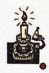 アンティーク燭台