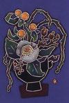 花うつわⅤ<白椿・金柑・桐の実>
