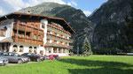 Idyllisches Hotel im Lechtal