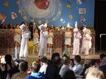 """Schautanz """"Eisbären"""" der Zwerghasen von den Billigheimer-Ingenheimer Carneval Club (BICC)"""