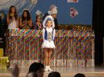 Tanzmariechen Nele Fischer  vom TSC Royal Rülzheim