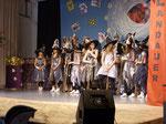 """Schautanz """"Ein Traum"""" der Juniorengarde des Landauer Carneval Club (LCC)"""