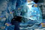"""""""Das Aquarium"""",  Fotomontage 2009"""