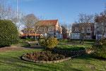 Borkum: Park am Bahnhof