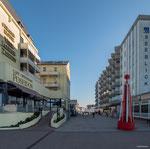 Borkum: Fußgängerzone
