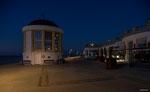 Musikpavillon an der Strandpromenade auf Borkum