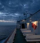 """Borkum - Überfahrt auf der MS """"Ostfriesland"""""""