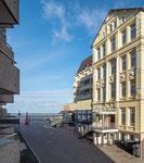 Borkum - Ferienwohnung im Haus Seeblick (App. 10II) an der Strandpromenade