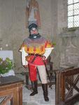 Soldat du XVe siècle