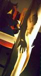 Figur brut, Objekt (Detail), 1996 - © Copyright 2014 by HEINRICH BETZ, Rheinland-Pfalz/Saarland | Alle Rechte vorbehalten