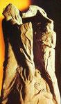Pfingstplastik mit Marienfigur, Beton, Frankenthal, 1985 - © Copyright 2014 by HEINRICH BETZ, Rheinland-Pfalz/Saarland | Alle Rechte vorbehalten