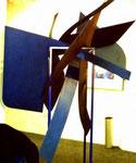Exest, Objekt, 1995 - © Copyright 2014 by HEINRICH BETZ, Rheinland-Pfalz/Saarland | Alle Rechte vorbehalten