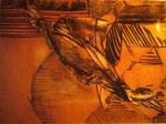 Zeichnung, o.T., 1995 - © Copyright 2014 by HEINRICH BETZ, Rheinland-Pfalz/Saarland | Alle Rechte vorbehalten