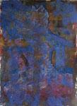 Nr.2019-10; Sitzende; Acryl, gespachtelt, 36x48, Zeichenkarton