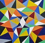 Acryl/Leinwand 60 x 60 cm
