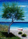 Il profumo del mare - Olio su tela - 30 x 40 cm - 2008 - (collezione privata )