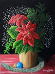 Tempo d'Avvento - Olio su tela - 30 x 40 cm - 2012 (collezione privata)