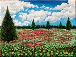 """Serenità - Olio su tela - 30 x 40 cm - 2006 - ( donazione  Fondazione """"artsxworld """" for Africa )"""