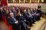 """Lecce, 17 dicembre 2015 - Apertura della serata del Premio Internazionale d'Arte """" Il David di Bernini """". ( Italphoto Mesagne )"""