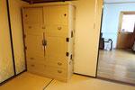 扶桑町より修理依頼の桐箪笥を納品してきました。