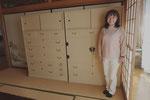 名古屋市より修理依頼の夫婦桐箪笥を納品してきました。