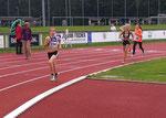 Luka läuft mit 2:42,13 auf den 2.Platz :)
