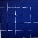Molnar Véra, Déchirement, 1993-1994, 50 x 50 cm. Sérigraphie sur papier ©ADAGP, Paris 2011