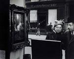 Doisneau Robert, Un regard oblique, 1948, 40 x 30 cm. Photographie