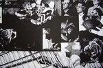 Benzaken Carole, Ecclésiaste, 2006, 76,5 x 119 cm. Lithographie ©ADAGP, Paris 2011