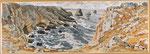 Yvonne Jean-Haffen, Camaret, les Tas de Pois (Finistère), 1943, gouache sur papier