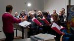 Christmette, Kirchenchor