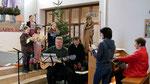 Vierter Adventsonntag, Familienmesse mit dem Kinderchor