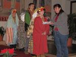 Mittwoch: Sternsinger Messe, Fürbitten