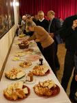 Osterfrühstück im Pfarrsaal