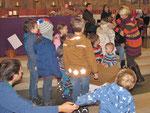 Zweiter Adventsonntag, in dem Paket von Thijs aus den Niederlanden sind auch die Sachen von Sinter Klaas