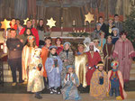 6.Jänner - Sternsinger in der Dreikönigsmesse, alle Gruppen
